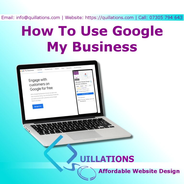 How To Use Google My Business in 6 Simple Steps