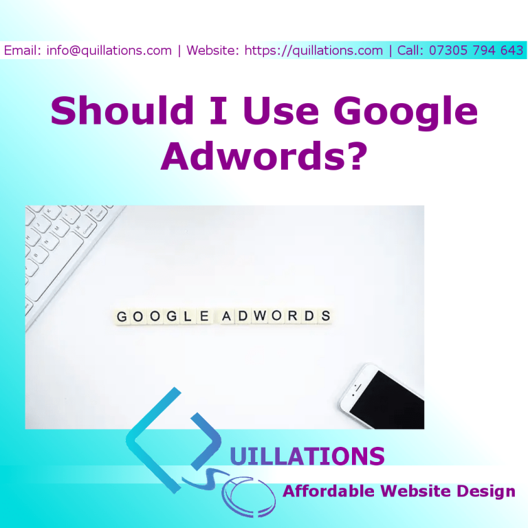2 Reasons Whether You Should Use Adwords by Google
