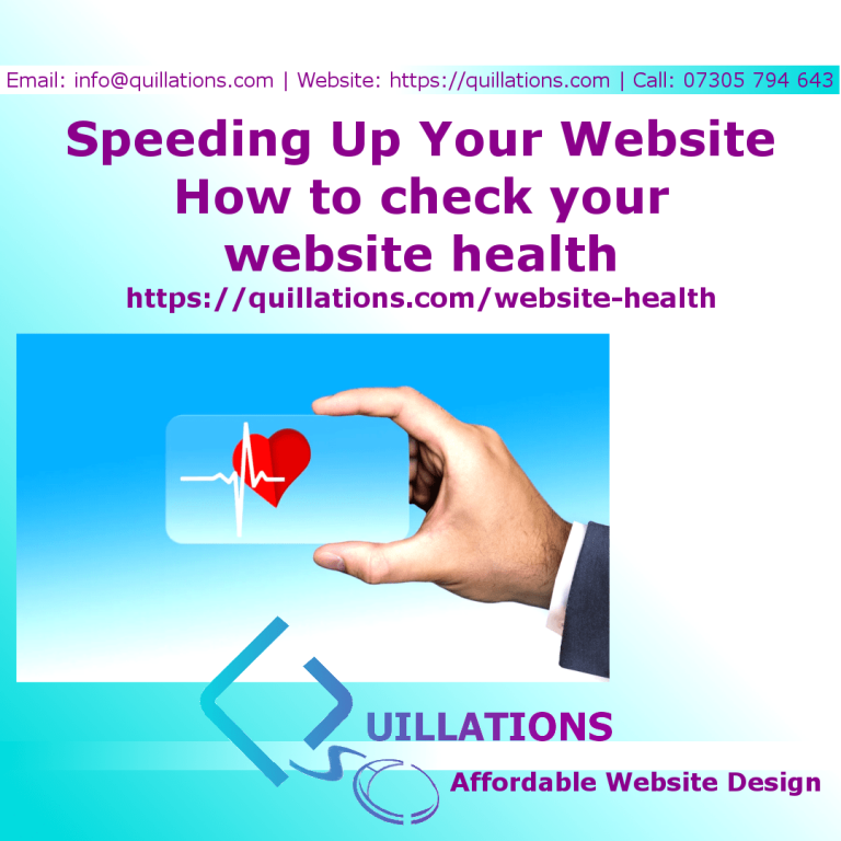 How To Check Your Website Health