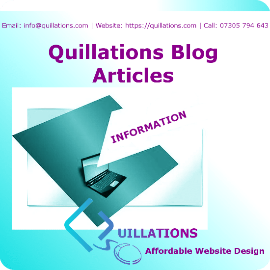 Quillations Blog Articles