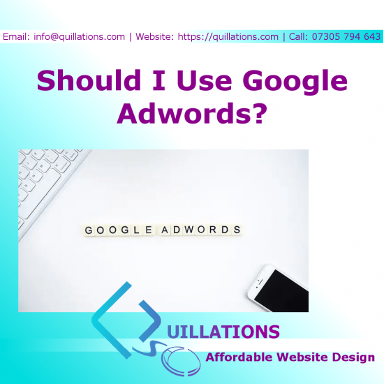 Should I Use Adwords