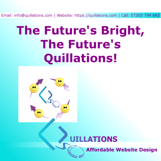 The Future of Quillations