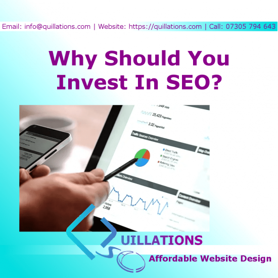 Why Should You Invest In SEO 2020